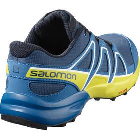 Salomon Speedcross Hardloopschoenen Kinderen, poseidon/sky diver/sulphur spring